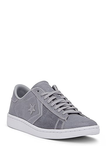 Pl Converse Sneakers Grey Femme Ox Lp Wolf white CO7xOdq