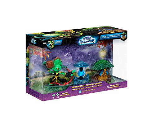 Crystals Elven - Skylanders Imaginators Enchanted Elven Forest Adventure Pack