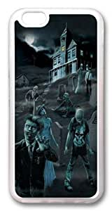 Case For Samsung Note 3 Cover Case and Cover -Zombie Ghosts Glow in Dark PC Hard Soft Case Back Cover Case For Samsung Note 3 Cover Transparent