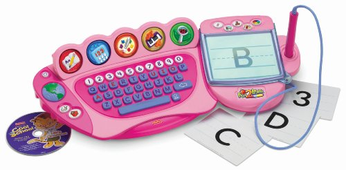 Fisher-Price Fun-2-Learn Limited Edition Computer Cool - Computer Learn 2 Fun