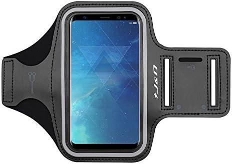 J/&D Compatible para Google Pixel 3//Pixel 4a 5G//Samsung Galaxy A41 Brazalete Deportivo para Correr Conexi/ón Auriculares Mientras Ejercicios y Carreras Ranura para Llaves