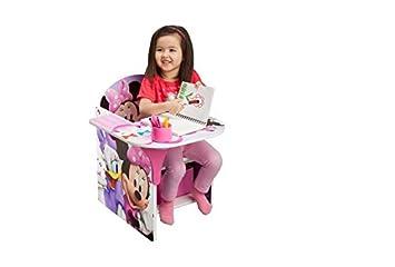 Wondrous Disney Chair With Desk Minnie Creativecarmelina Interior Chair Design Creativecarmelinacom