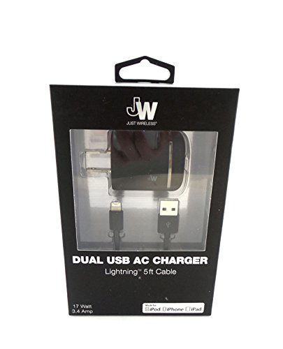 Just Wireless Charger Lightning Cable product image