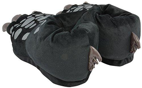 Denti Dragons 3d Pantofole Piedi Senza Di Drago Tw1pE4