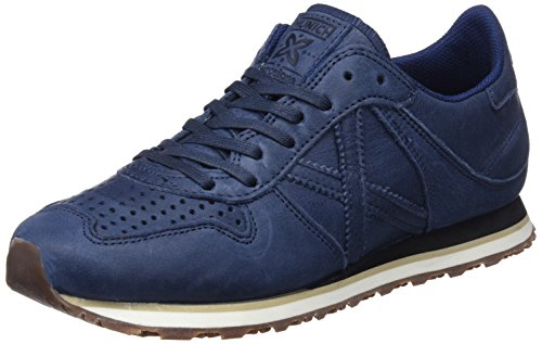 Zapatillas Unisex Adulto Azul Massana 261 Munich 5qxUERU