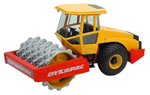 Dynapac CA512 Vibratory Roller with Padfoot Drum