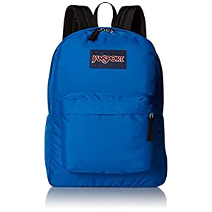 JanSport Unisex SuperBreak Stellar Blue Backpack