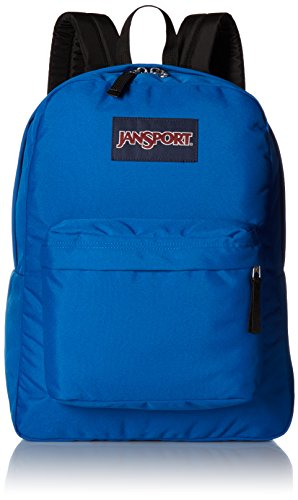 JanSport Unisex SuperBreak Stellar Blue Backpack by JanSport