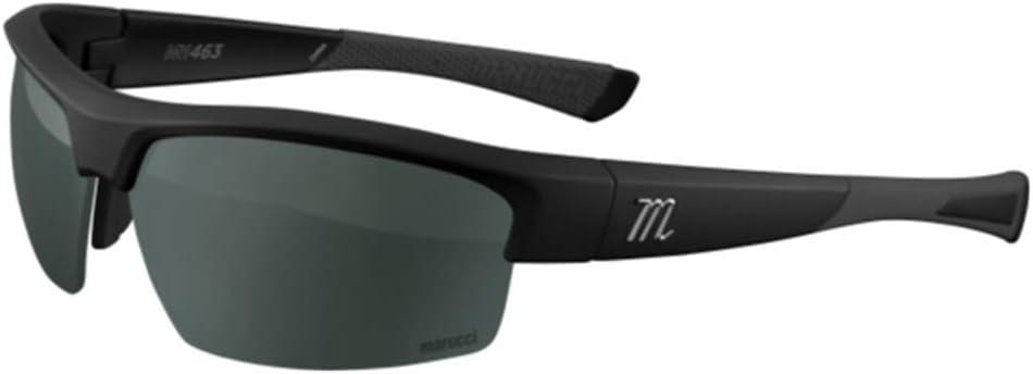 Marucci Sports Equipment Sports MSNV108-MB-BK V108 Sunglasses