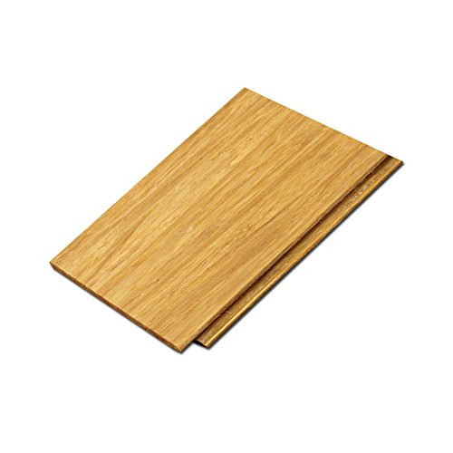 Cali Bamboo - Solid Click Bamboo Flooring, Light Natural Brown -...