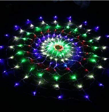 Web Of Desire Costumes - Opening Cobwebs Net Led Light Christmas