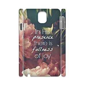 Quotes Brand New 3D Cover Case for Samsung Galaxy Note 3 N9000,diy case cover ygtg529935