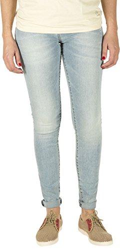 Denim Mujer super Azul Pantalones Para Bleach Hardy Capitán 71wnRqxF1