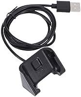 UKCOCO Para AMAZFIT Bip Cargador, Reloj Inteligente Cable de Carga Reemplazo Cargador USB Accesorios de Soporte para Huami AMAZFIT Bip