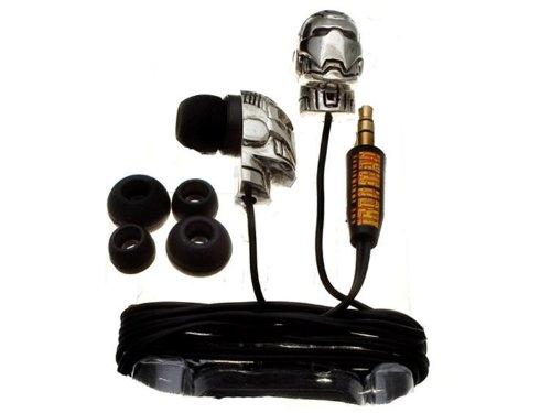 Ihip Digital Iron Metal Earbud product image