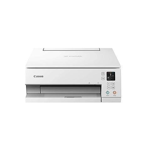 Impresora Multifuncional Canon PIXMA TS6351 Blanca Wifi de ...