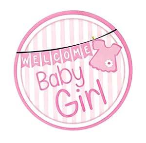 Amazon Com Mikie S Craft Inc Baby Shower Stickers It S