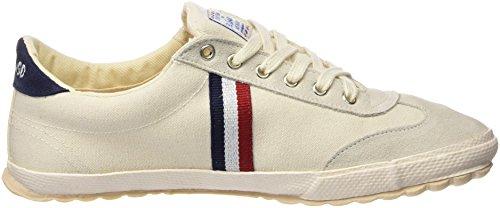 El Ganso Match Off-White Canvas Ribbon - Zapatillas para Hombre, Color Blanco, Talla 36: Amazon.es: Zapatos y complementos