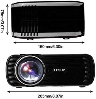 Amazon.com: Multi-Media LED Video Projector 1080P HD Office ...