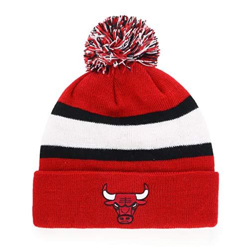 6c6677f2ab77d Jual OTS NBA Youth Rush Down Cuff Knit Hat with Pom -