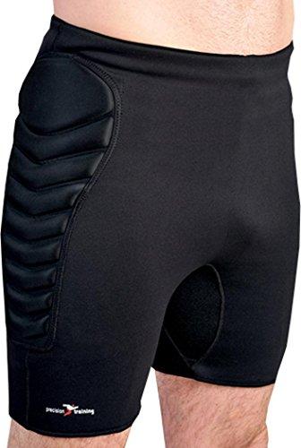 Precision Training Neoprene Padded Goal-keeping Shorts - X.large