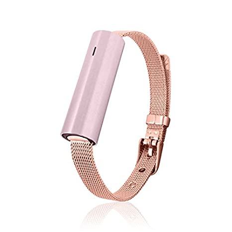 Misfit Blu-ray pulsera – Justo – Stainless Steel – Varios colores, rose gold fitjewels
