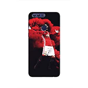 Cover It Up - Henrikh Mkhitaryan Red Cloud Honor 8 Hard Case