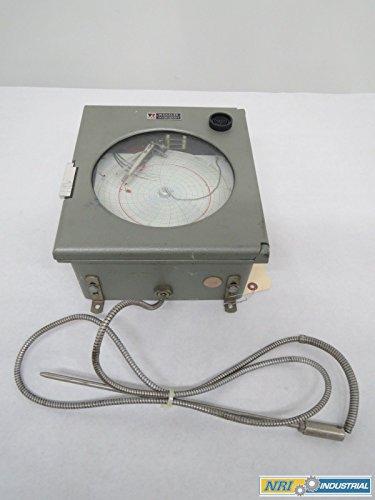 WEKSLER 08M1A5B RK2817 -30/70C REVERSING DATA CHART RECORDER PLOTTER B322174