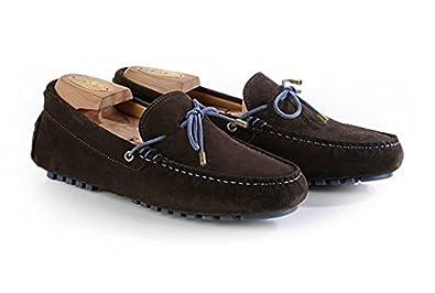 8991e1ff01 Bexley - Chaussures Détente Bahama - Homme - 45 Chocolat Marron ...