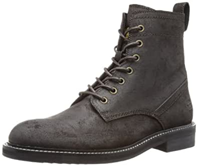 G-Star Raw Trent Joiner Suede Mens Boots - Brown-BROWN-9