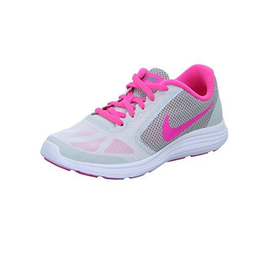 Fucsia Grigio Corsa Bambina Revolution Scarpe 3 gs Nike Da PFqZx8w