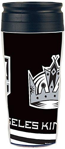 NHL Los Angeles Kings Travel Mug, 16 oz., Team Color