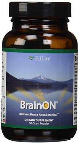 E3Live BrainON Powder Gram product image