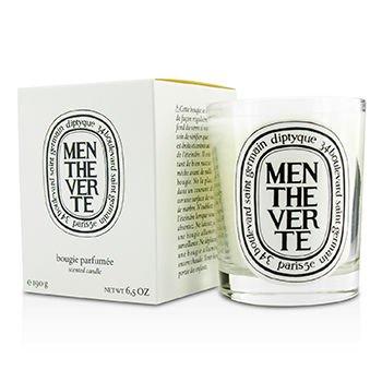 2018新発 [Diptyque] B019Q294CW Scented Candle - Menthe Menthe Verte 190g/6.5oz (Green Mint) 190g/6.5oz B019Q294CW, インテリアと雑貨のお店 モリーフ:107b075d --- a0267596.xsph.ru