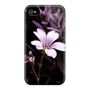 purple Flower With Nice Appearance cell phone skins style Hybrid iphone6 iphone 6
