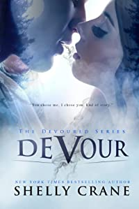 Devour by Shelly Crane ebook deal