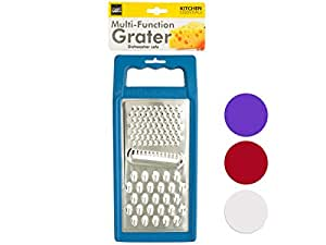 Bulk Buys GE054-12 Multi-Function Grater