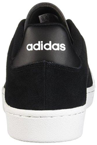 adidas White Black Court70s Men's White Sneaker HPqrHCwR