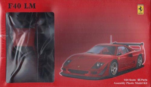 フジミ模型 1/24 ヒストリックレーシング カーシリーズ HR19 フェラーリ F40LMの商品画像