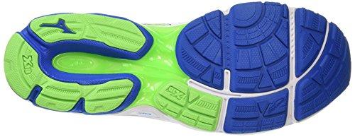 Mizuno Wave Catalyst - Zapatillas de running Hombre GreenGecko/Silver/Skydiver