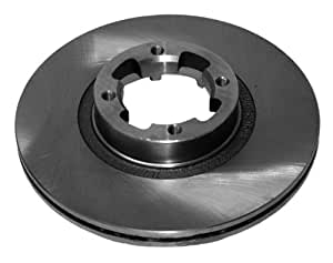 ACDelco 18A279 Professional Front Disc Brake Rotor Assembly
