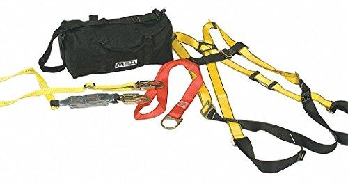 MSA Safety 10092959 Workman Roofer caída protección Kit, incluye ...