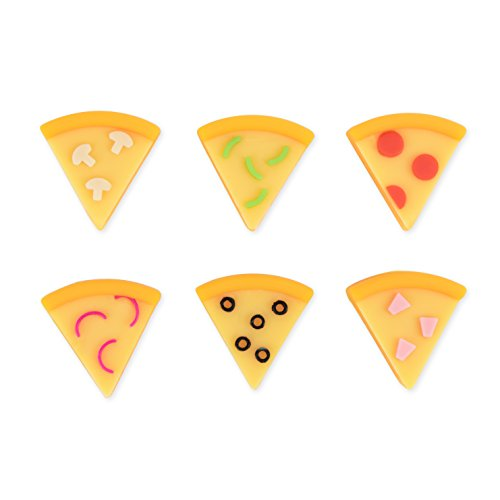 TrueZoo 7127 Pizza Charms Multicolor product image