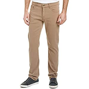 7 For All Mankind Men's Slimmy Solid Jeans
