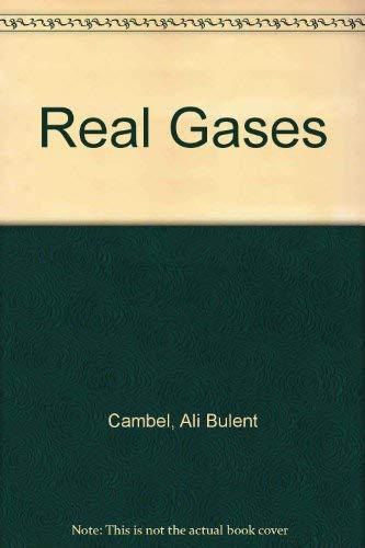Real Gases et al Cambel, Ali