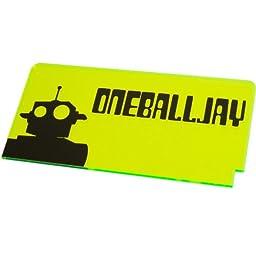 OneBallJay - OBJ - Snowboard Robo Plastic Scraper - Yellow