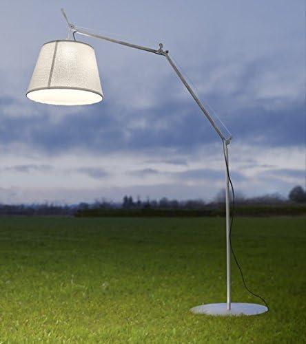 Lámpara de pie Artemide Tolomeo Mega Outdoor (blanco) – 30% de ...
