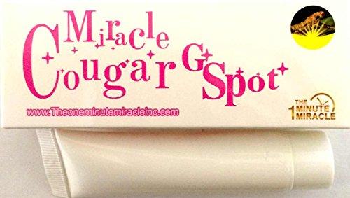 MIRACLE COUGAR G SPOT - FEMME gel stimulant
