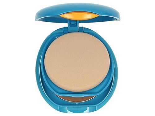 Shiseido Uv Protective Compact Foundation Spf 30 (Case+Refill), Dark Beige, 0.42 Ounce