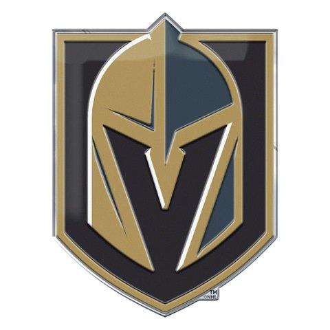 Team ProMark Vegas Golden Knights Auto Emblem Color